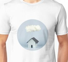 A cloud over the house Unisex T-Shirt