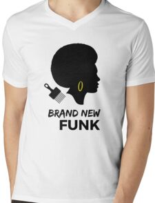 Brand New Funk Mens V-Neck T-Shirt