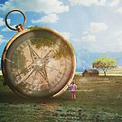 The Giant Compass by seamless