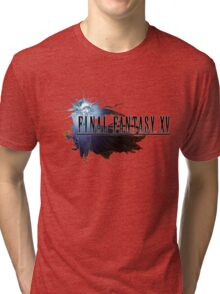 FINAL FANTASY XV WAY 1 Tri-blend T-Shirt