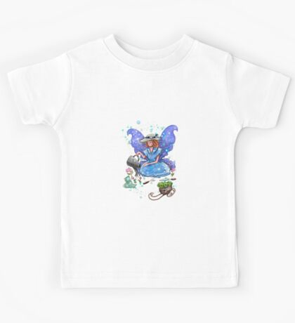 Watrina The Watering Cans, Tools & Paths Fairy Kids Tee