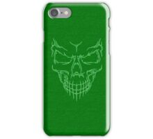 skull curse iPhone Case/Skin