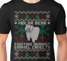 Molar bear ugly christmas sweater Unisex T-Shirt
