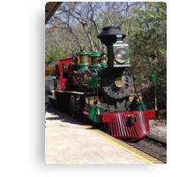 Walt Disney World Railroad #3 Canvas Print