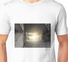 a massive concrete chunks Unisex T-Shirt