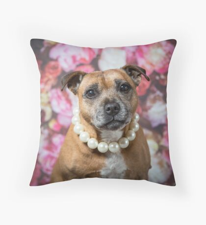 Bacon cushion or bag Throw Pillow