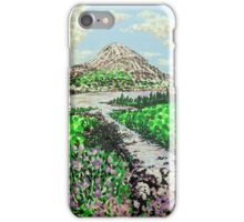Mount Errigal iPhone Case/Skin