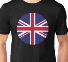 Union Jack UK Brexit logo Unisex T-Shirt