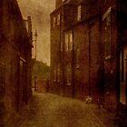 Street in Kings Lynn by Astrid de Cock