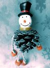 Jolly Old Snowman by SexyEyes69