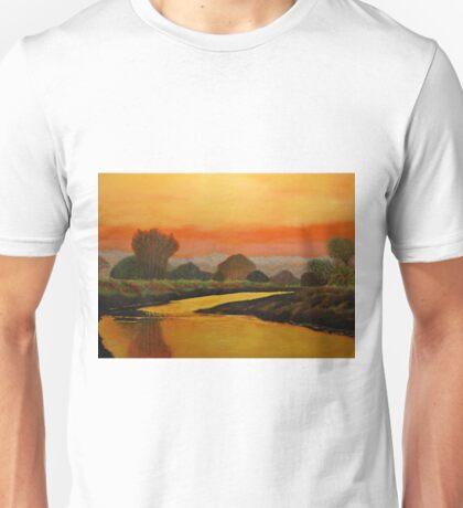 Alan's Peaceful Place Unisex T-Shirt