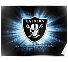 raiders nation Poster