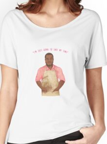 Selasi - King of Cool #GBBO Women's Relaxed Fit T-Shirt