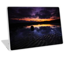 Reflection On The Beach Laptop Skin