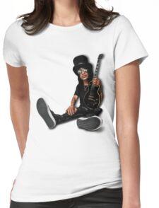 Slash Womens Fitted T-Shirt