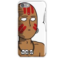One Punch Dhalsim iPhone Case/Skin