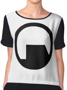 Black Mesa Logo - Half life Chiffon Top