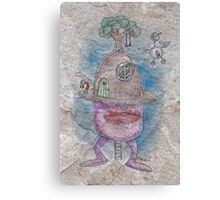 Hat Sweet Hat Canvas Print