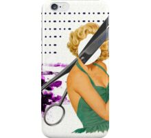 big scissors iPhone Case/Skin