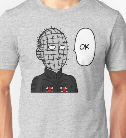 One Punch Pinhead Unisex T-Shirt