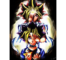 Yu-Gi-Oh! - Puzzle Shipping  Photographic Print