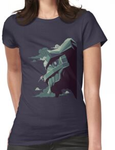 Colossal Spirit Womens Fitted T-Shirt