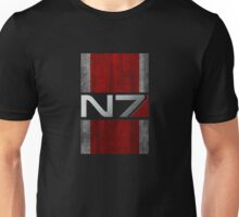 N7 Stripe 2 Unisex T-Shirt