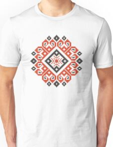 Traditional pattern 03  Unisex T-Shirt