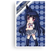 posing anime chibi Canvas Print