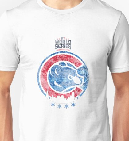Cubby World series Champs - worn Unisex T-Shirt
