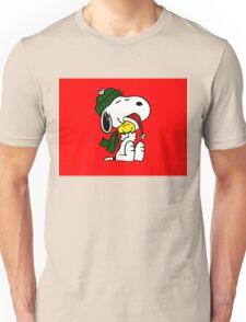 SNOOPY CHRISTMAS 11 Unisex T-Shirt