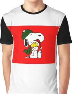 SNOOPY CHRISTMAS 11 Graphic T-Shirt