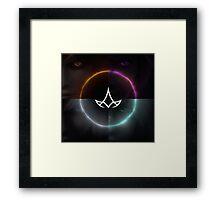 Elementalist Lux Framed Print