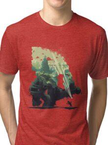 Colossal World Tri-blend T-Shirt