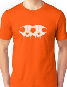 Cat Skulls Unisex T-Shirt