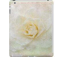 A Whisper... iPad Case/Skin