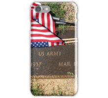 Memorial iPhone Case/Skin