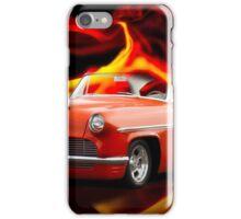 1954 Mercury Custom Hardtop 'Heat of the Night' iPhone Case/Skin