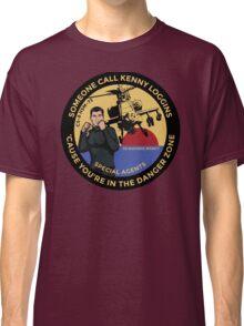Archer FX - Someone Call Kenny Loggins Classic T-Shirt