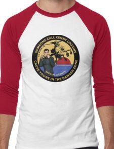 Archer FX - Someone Call Kenny Loggins Men's Baseball ¾ T-Shirt