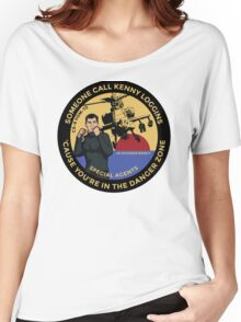 Archer FX - Someone Call Kenny Loggins Women's Relaxed Fit T-Shirt