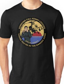 Archer FX - Someone Call Kenny Loggins Unisex T-Shirt