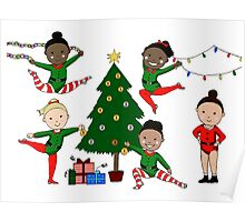 Final Five Christmas Poster