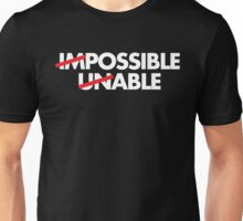 Possible Able T-Shirt Disability Advocate Awareness Unisex T-Shirt