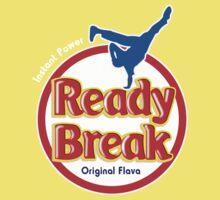 Ready to Break!! Kids Tee