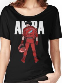 Akira Black Edition. Women's Relaxed Fit T-Shirt