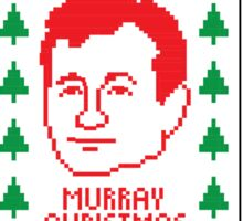 Murray Christmas Sticker