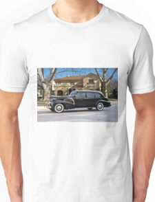 1939 Cadillac Fleetwood 7519 Sedan Unisex T-Shirt