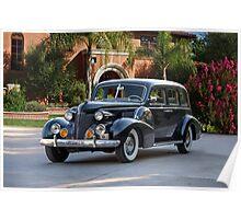 1939 Cadillac Fleetwood 7519 Sedan 'Godfather' Poster