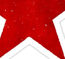 USSR WW2 RED ARMY STAR CCCP Sticker